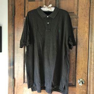 Polo by Ralph Lauren Dark Brown Polo Shirt XL